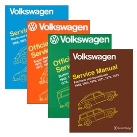 BENTLEY SERVICE MANUALS
