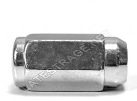 CHROME ACORN LUG NUTS
