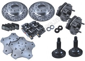 OFF-ROAD-REAR-DISC-BRAKE-KITS
