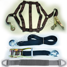 TIE DOWNS AND STRAPS