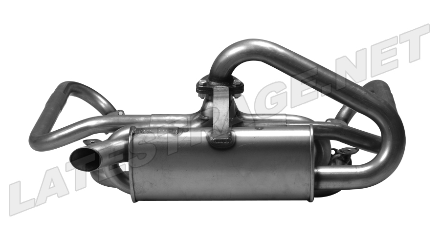 TRI-MILL EXHAUSTS